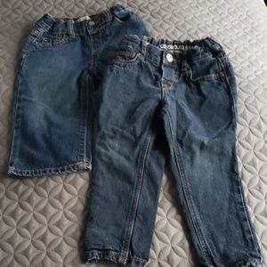 Other - 2 pack Boy's jeans
